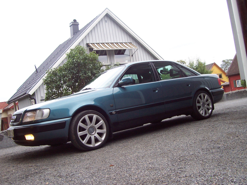 Picture of 1993 Audi 100 S, exterior