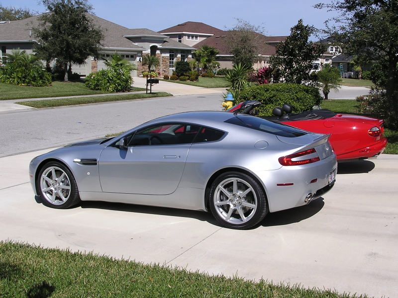 Picture of 2007 Aston Martin V8 Vantage Coupe, exterior