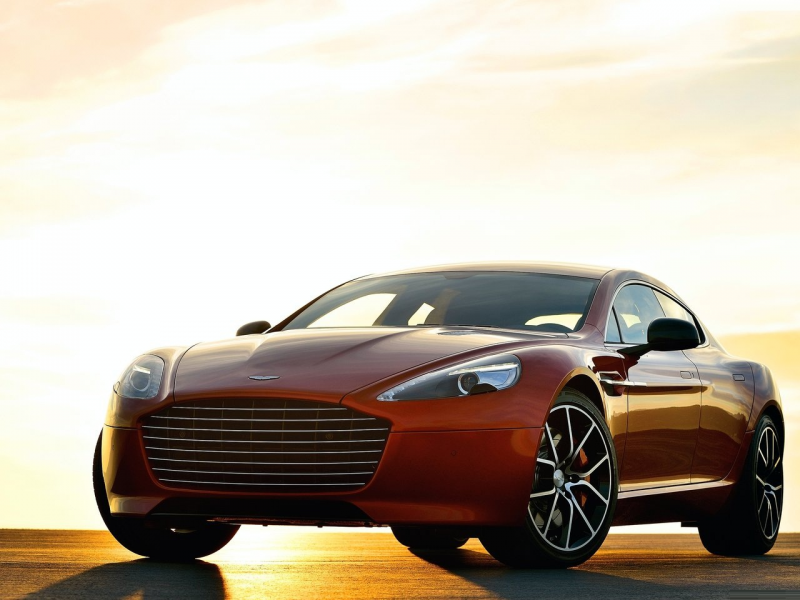 2014 Aston Martin Rapide S Wallpapers