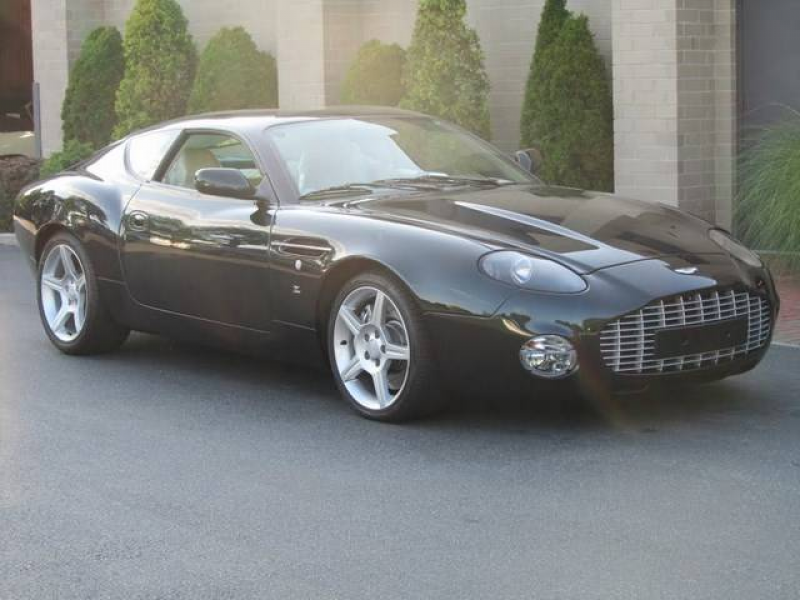 2003 Aston Martin DB7 Vantage Zagato Coupe - Image 1 of 23