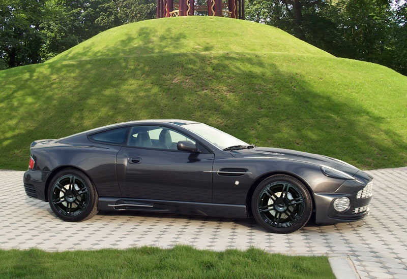 Picture of 2006 Aston Martin V12 Vanquish S 2dr Coupe, exterior