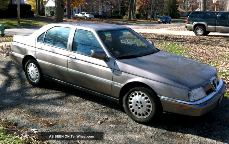 1994 Alfa Romeo 164 Ls Very 164 photo