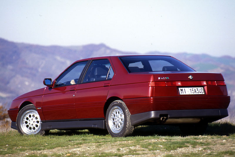 Alfa Romeo 164 Super 2.5 Turbo Diesel 1994