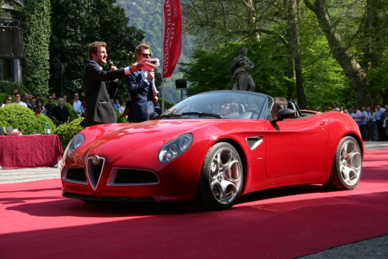 the alfa romeo spider 105 115 series is a roadster produced by the ...