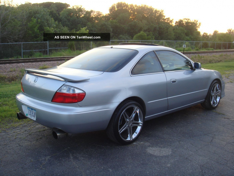 2003 Acura Cl Type - S Coupe 2 - Door 3. 2l 6 Speed Rare CL photo 6