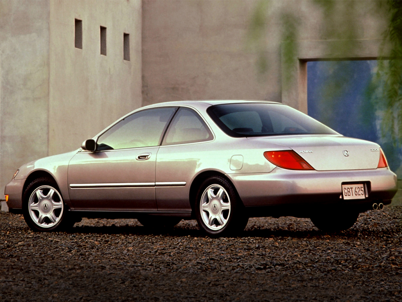 Acura CL 1996–2000 wallpaper