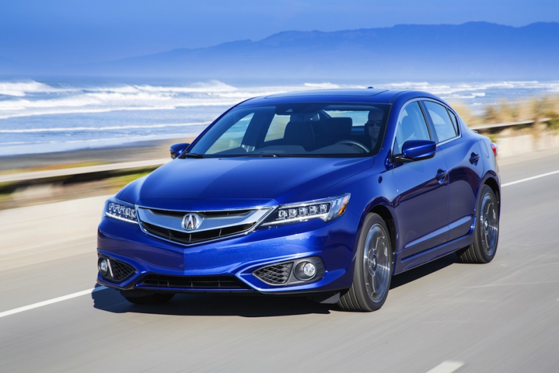 Beyond the Sum of its Parts: the 2016 Acura ILX [First Impression]
