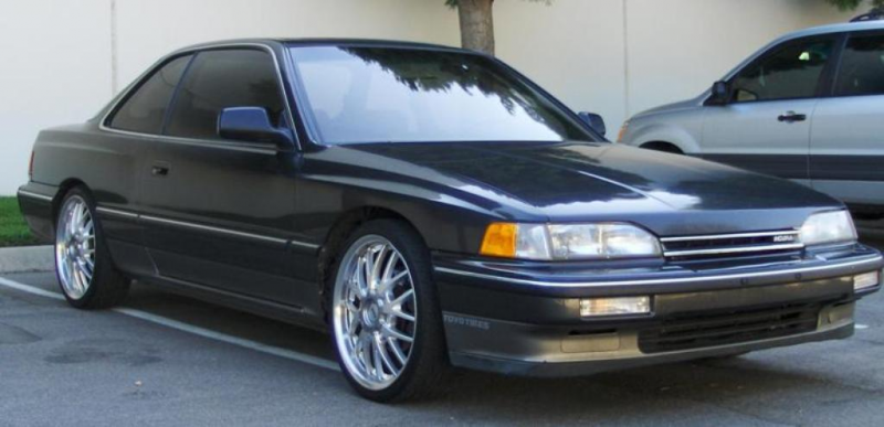 "1989 Acura Legend ""Swift Acura"" - Riverside, CA owned by stealthoe ..."