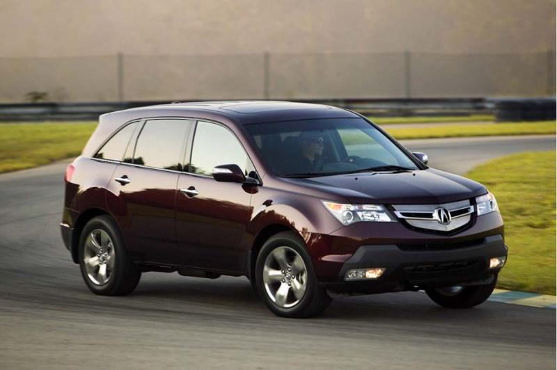 2007 Acura MDX - Photo Gallery