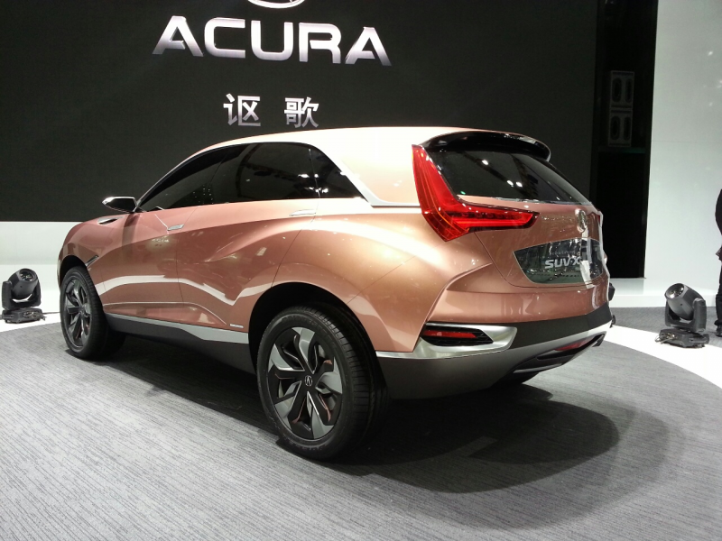 2016 Acura MDX redesign, release date 6