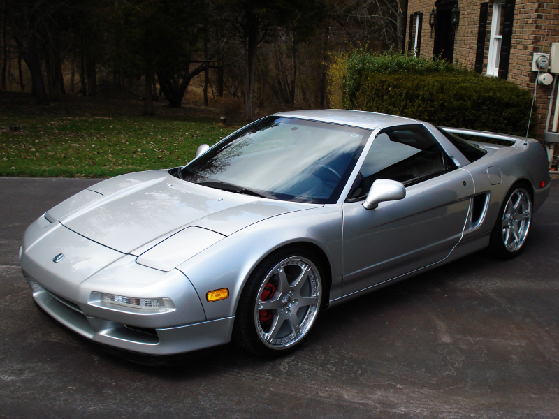 SaleenS7Rs 1996 Acura NSX 12877400