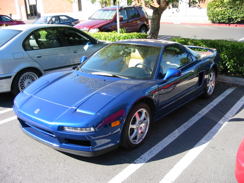 Picture of 1998 Acura NSX T Coupe, exterior