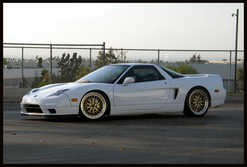 Picture of 2002 Acura NSX STD Coupe, exterior