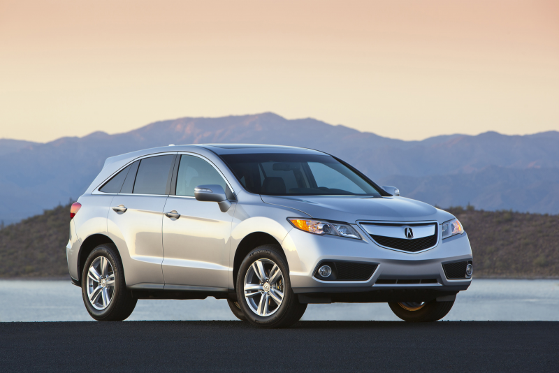 Home / Research / Acura / RDX / 2014