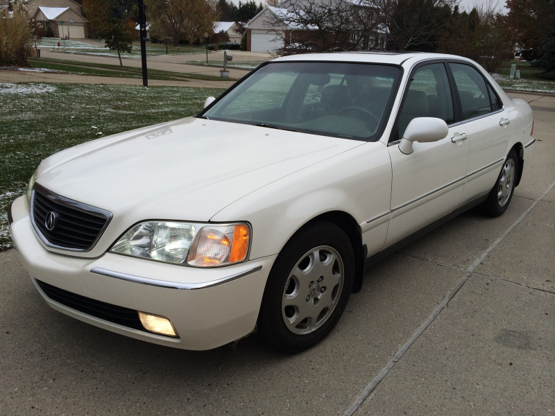Home / Research / Acura / RL / 2001