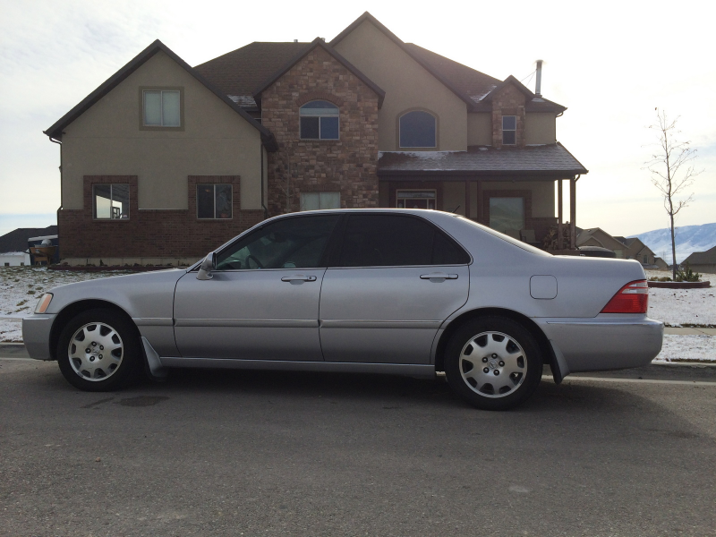 What's your take on the 2003 Acura RL?