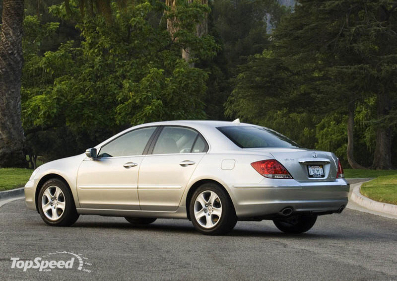 2006 Acura RL picture - doc35778