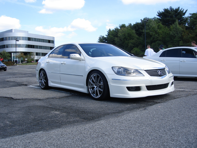 Picture of 2006 Acura RL AWD w/ Navigation, exterior