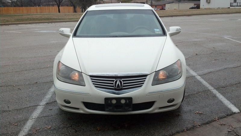 What's your take on the 2006 Acura RL?