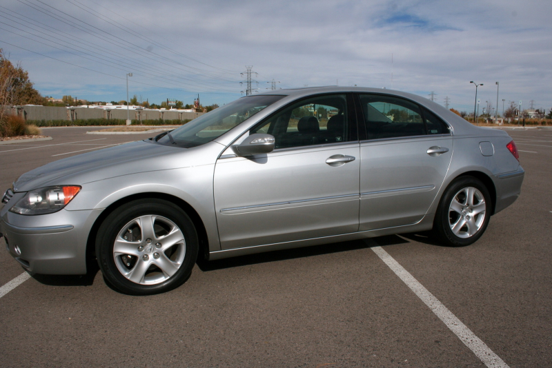 Picture of 2007 Acura RL Cmbs/pax AWD, exterior
