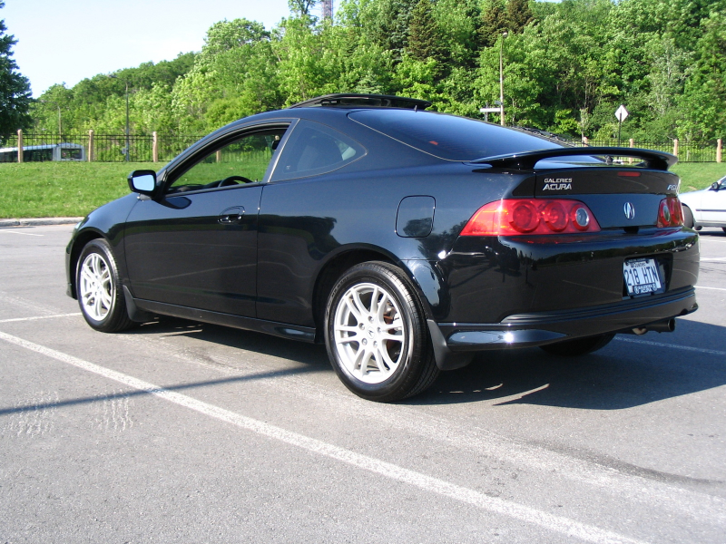 2005 Acura RSX Coupe picture