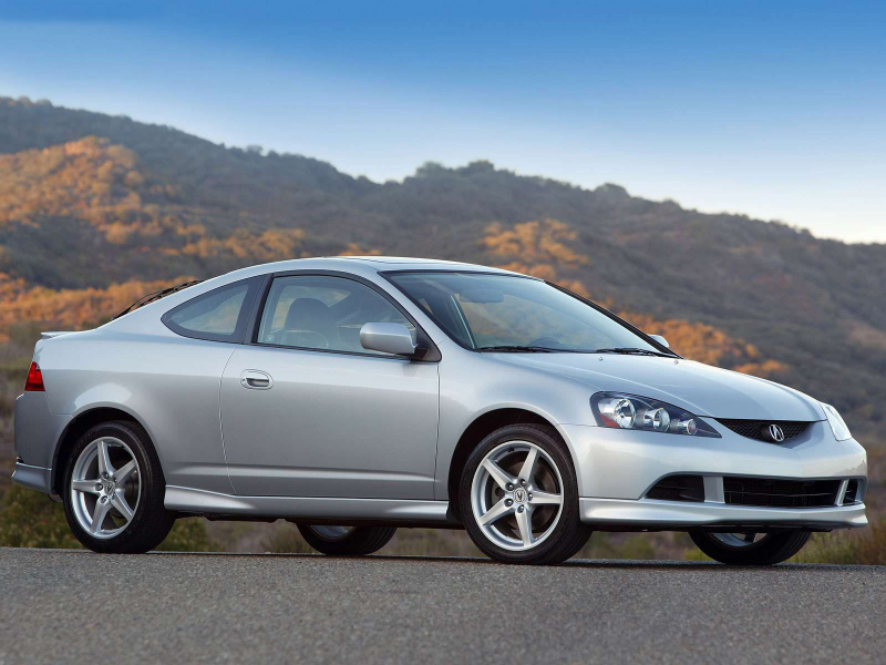 Japanese car photos | 2005 ACURA RSX Type-S |
