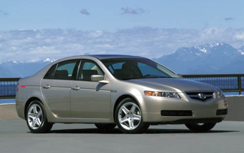 Acura Tl 1995-1998 Service Repair Manual