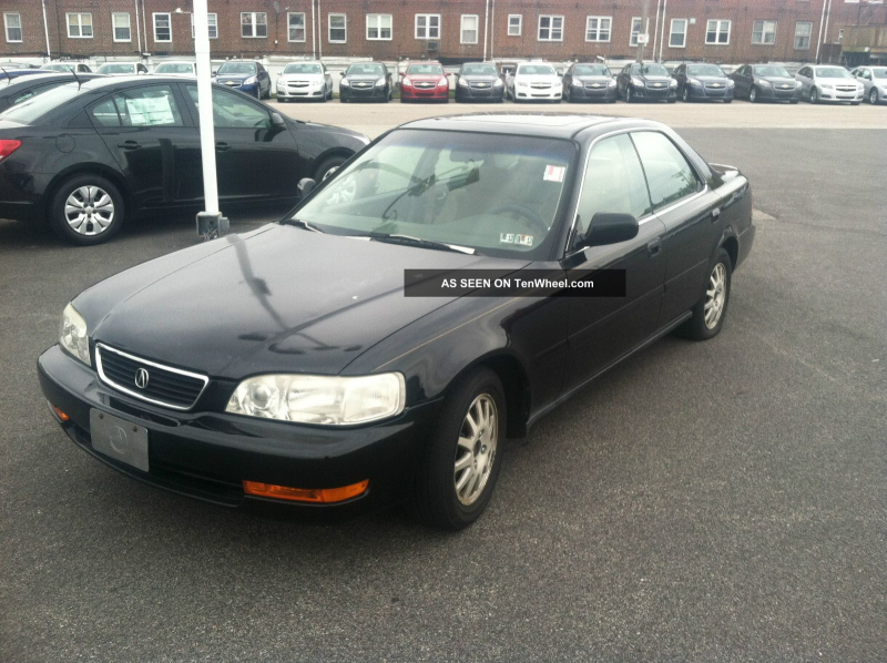 1998 Acura Tl Base Sedan 4 - Door 2. 5l TL photo