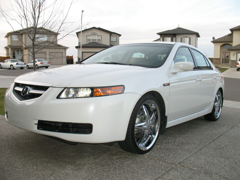 Picture of 2006 Acura TL 5-Spd AT w/ Navigation, exterior