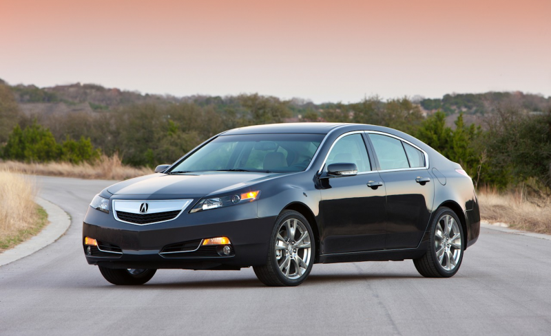 acura tl 2014 6 1 2014 Acura TL Special Edition Review, Price