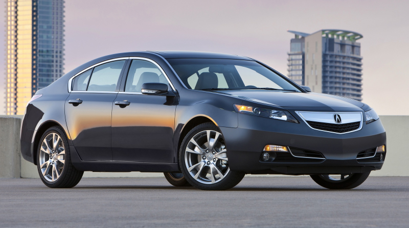 Home / Research / Acura / TL / 2014