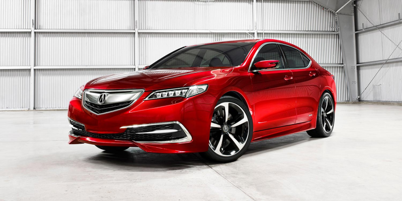 2015 acura tlx to appear in final form at the new york auto show