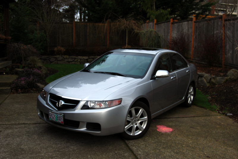 Picture of 2005 Acura TSX 6-spd, exterior
