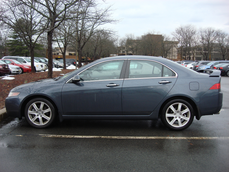 Picture of 2005 Acura TSX 5-spd w/ Navigation, exterior