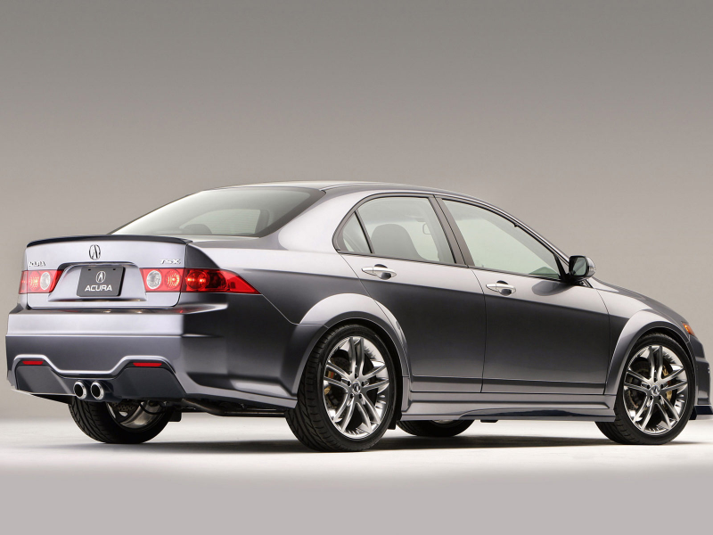 2005 ACURA TSX A-Spec Concept | Car Insurance |