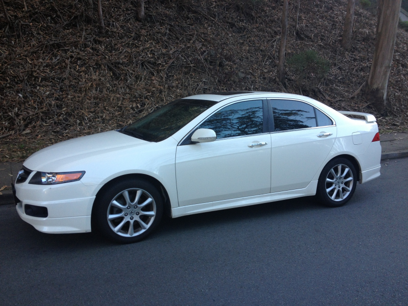 Picture of 2006 Acura TSX 6-spd w/ Navigation, exterior