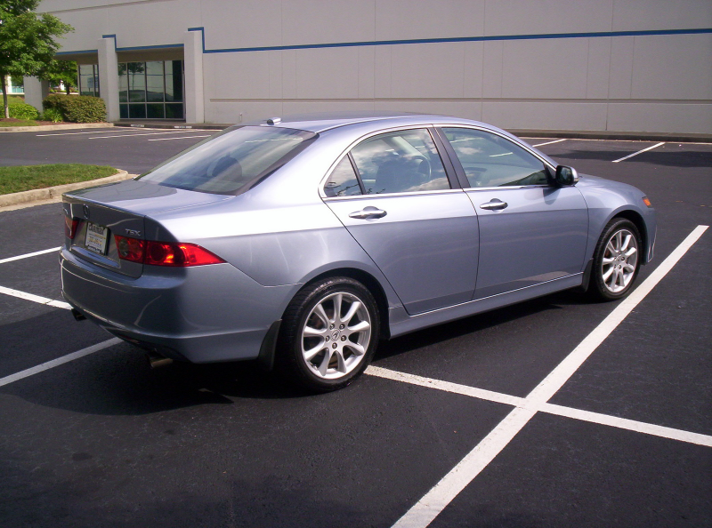Picture of 2006 Acura TSX 5-spd, exterior