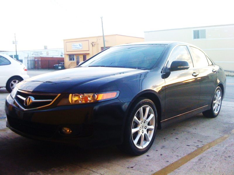 Picture of 2007 Acura TSX Base, exterior