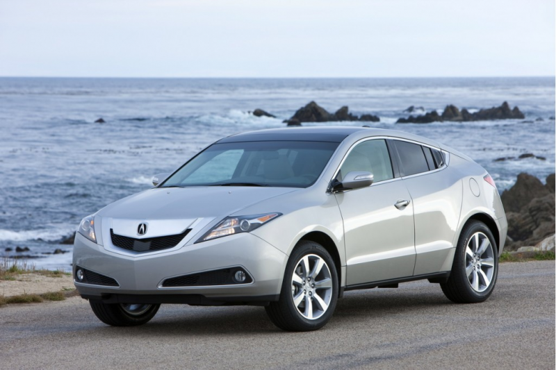 2011 Acura ZDX - Photo Gallery