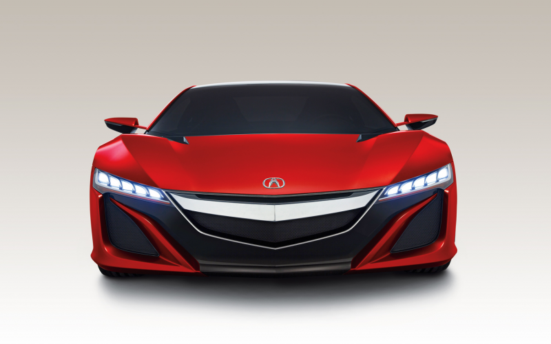Future Shock: 2015 Acura NSX Photo Gallery