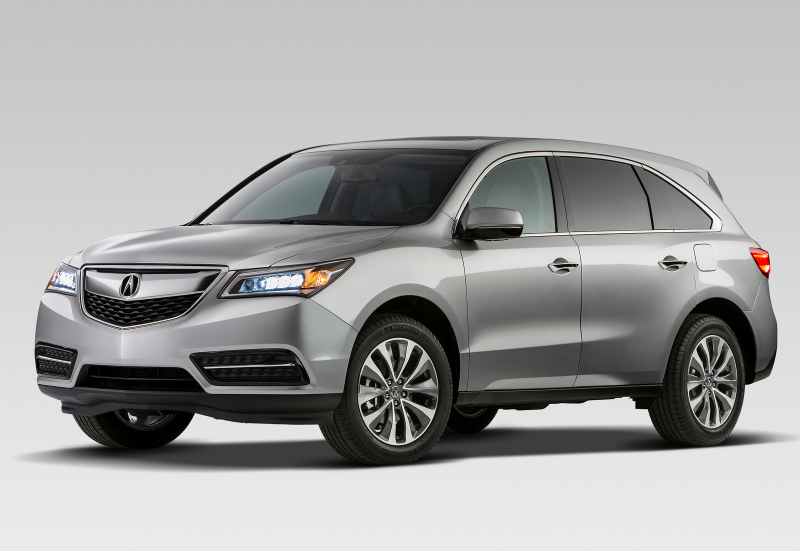 Home / Research / Acura / MDX / 2014