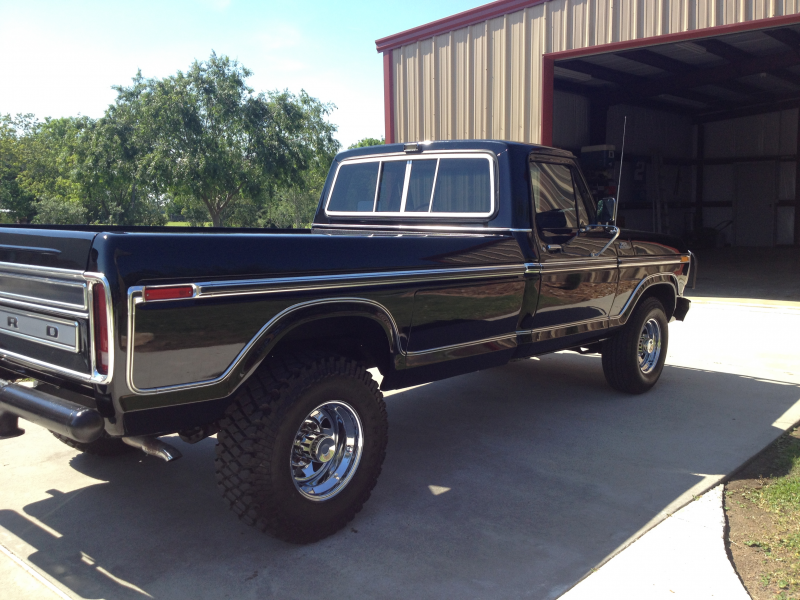 1978 Ford F350 - LEAGUE CITY 77573 - 8