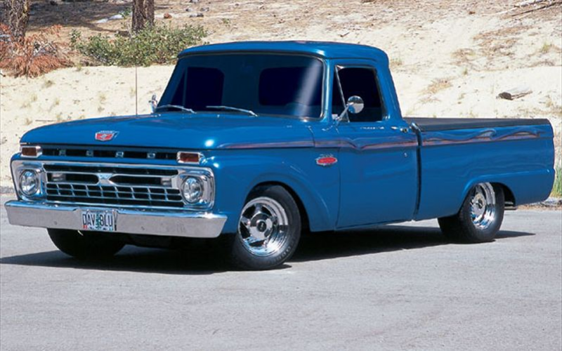 Ford F 100 Pickup Parts