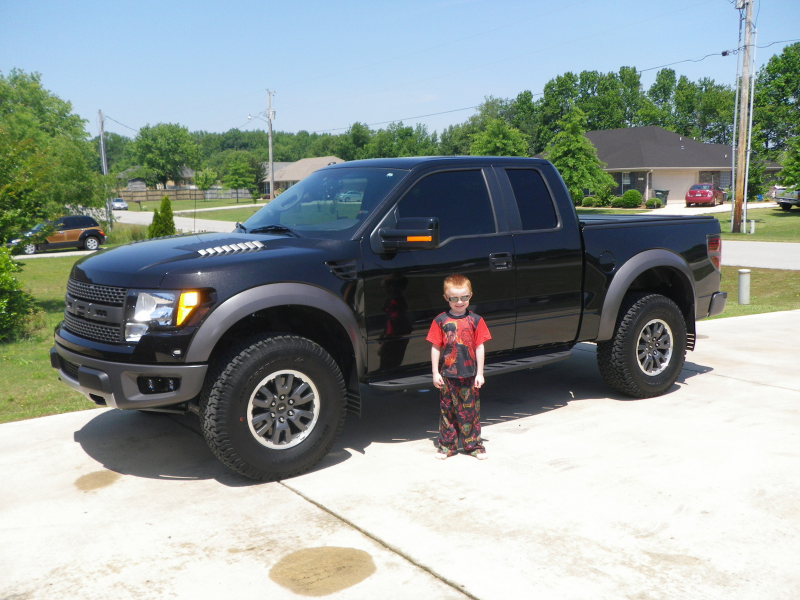 Picture of 2010 Ford F-150 SVT Raptor SuperCab 5.5ft Bed 4WD, exterior