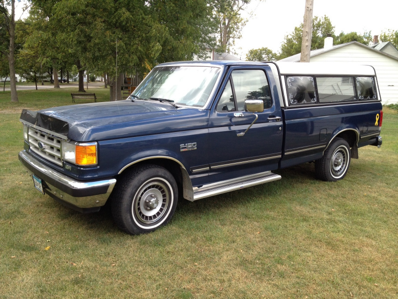 Picture of 1987 Ford F-150, exterior