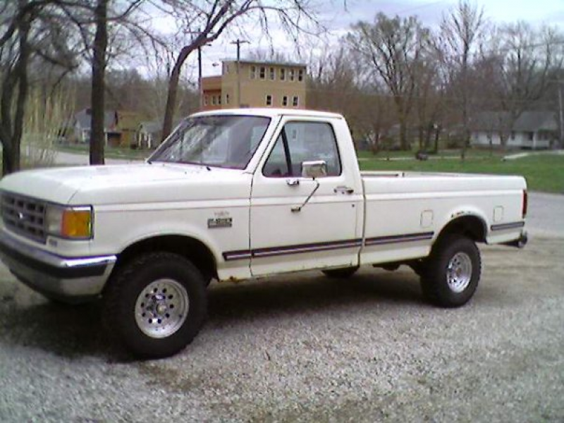 1987 Ford F-150 picture, exterior