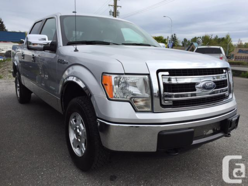 2013 FORD F-150 XLT SUPER CREW ECO BOOST in Pitt Meadows, British ...