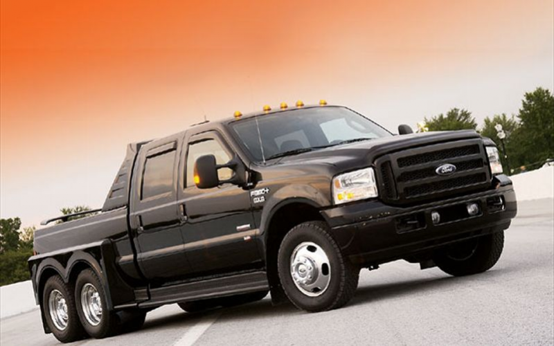 2005 Ford F350 6x6 Powesrtroke Diesel - The Formula Photo Gallery