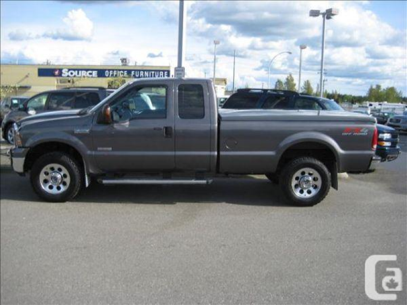 2005 Ford F350 XLT - Diesel - 105,222 kms - $20990 (Langley/Surrey) in ...