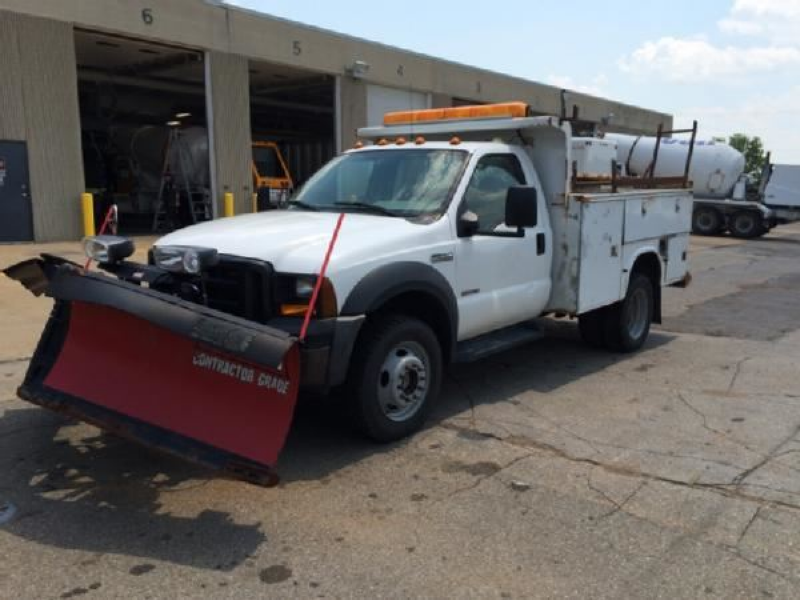 Auction Ford F450 4X4 - the United States